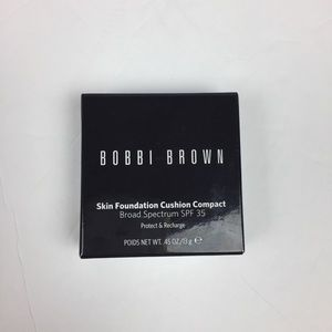 NIB Bobbi Brown Skin Foundation Cushion Compact